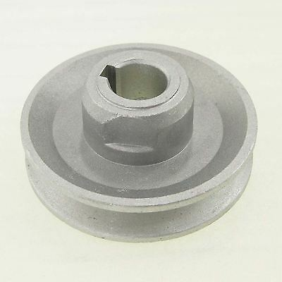 990360 Aluminum Motor Belt Wheel Pulley Single Groove Several Sizes Spare Parts