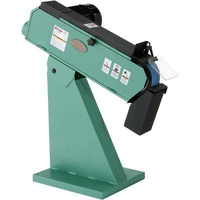 G0489 Grizzly 4 HP 220V 3-Phase Metalworking Belt Sander