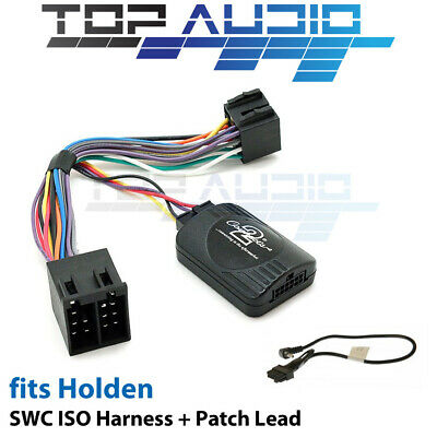 Aerpro CHGM4C for Holden Steering wheel control harness adaptor patch lead