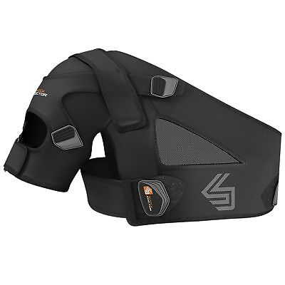Shock Doctor Shoulder Support with Stability Control System