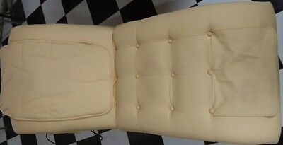 Brand New Luxury Electric massage bed yellow