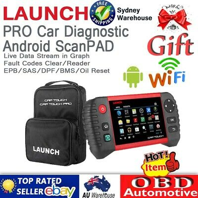 Gift! LAUNCH X431 Pro EOBD OBD2 Auto Diagnostic Scan Tool All Car System Scanner