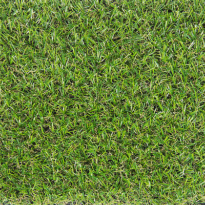 15Mm Quality Astro Artificial Grass Thick Turf Green Lawn 2M & 4M Wide Cordoba