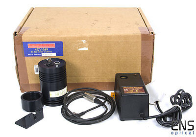 Starlight Xpress SXV-M9 Mono Cooled CCD Imaging Camera - Imaging with SCT Lx200