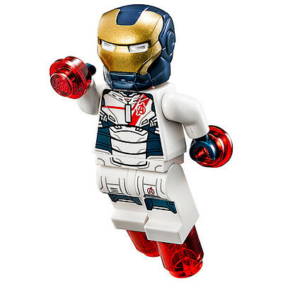 LEGO Marvel Super Heroes Iron Legion from 76038: Attack on Avengers Tower