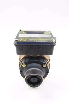 New Universal Flow Monitors Mn-Bsb50Gm-32V1.0-A1Wr-St-C 50Gpm Flow Meter D532492