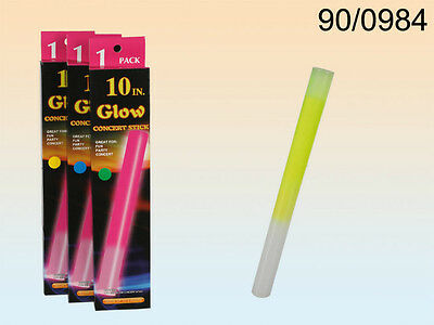 1 X 24Cm Novelty Fun Glow Concert/party  Stick 90/0984