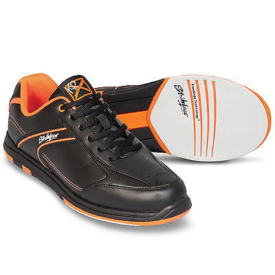 Strikeforce Flyer Bowling Shoes Black Orange