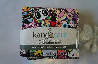 Tokidoki x Kanga Care Multi-Use Sheet Saver Change Pad ~ TokiJoy ~ Kangacare