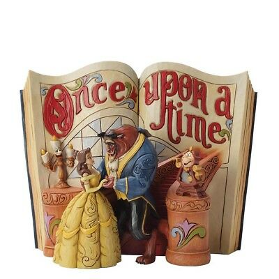 Disney Traditions Love Endures Beauty and the Beast Storybook Enesco -  Official