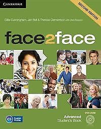 Face2face advanced spanish 2ªedición. Student+dvd+cd+workbook+key
