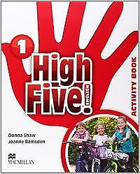 (14).High Five! English 1º.prim.(Activity). Envío Urgente (España)