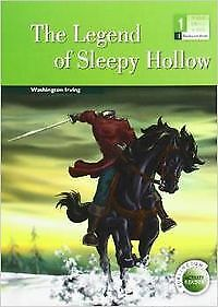 Legend of sleepy hollow. NUEVO. Nacional URGENTE/Internac. económico. LECTURAS D