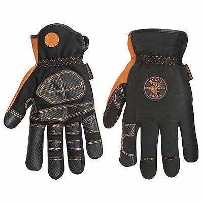 Klein Tools 40072 Electrician's Gloves, Large 19942
