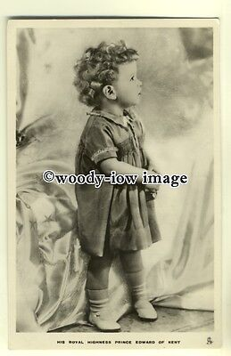 r0427 - Young Prince Edward of Kent - postcard