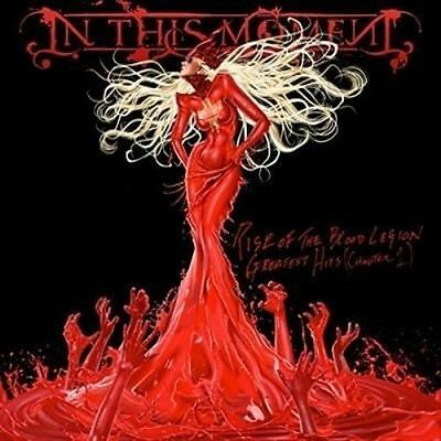 In This Moment - Rise Of The Blood Legion: Greatest Hits, Chapter 1 New Cd