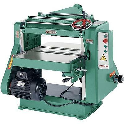 """G7213Z  Grizzly 24"""" Planer 7-1/2 HP 3-Phase"""