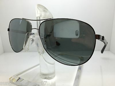 2a52534319c New Rayban Rb8313 004 k6 Rb 8313 58Mm Gunmetal silver Mirror Polarized Lens