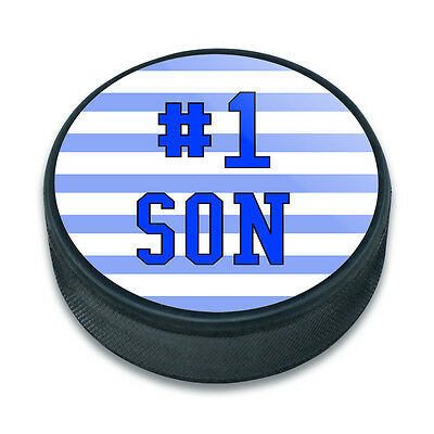 Ice Hockey Puck #1 Number One Favorite