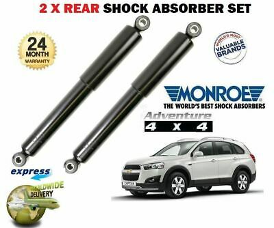 FOR CHEVROLET CAPTIVA 2006--  NEW 2x REAR SHOCK ABSORBER SHOCKERS SET