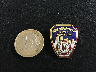Fire Department City of New Your NYC Pin Badge