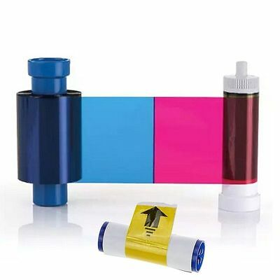 Ma300Ymcko Real Colors Compatible With Magicard Full Color Ribbon 300 Prints