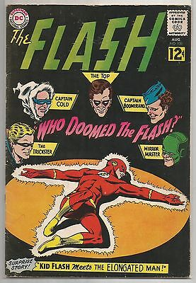 The Flash #130 DC (1962) Silver Age Comic Book FN/FN+ (Vs. the Rogues)