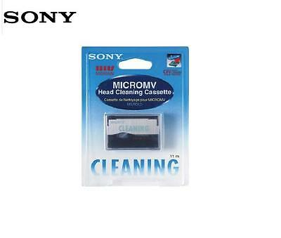 Brand New - Sony Micro MV head cleaning cassette MGRCLD NEW 11m