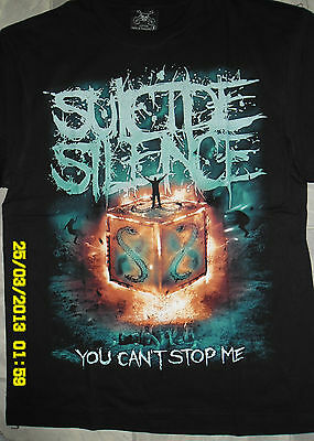 Suicide Silence - You Can't Stop Me - T-Shirts