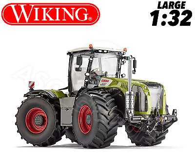 Wiking No. 077308 Claas Xerion 5000 Tractor 1:32 Scale Collectors Die-Cast Model