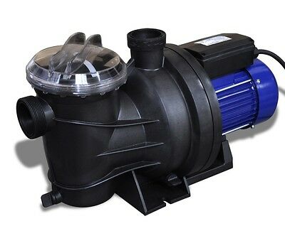 Electric Pump Above Ground Outdoor Swimming Pool Parts Robust Keep Water Clean