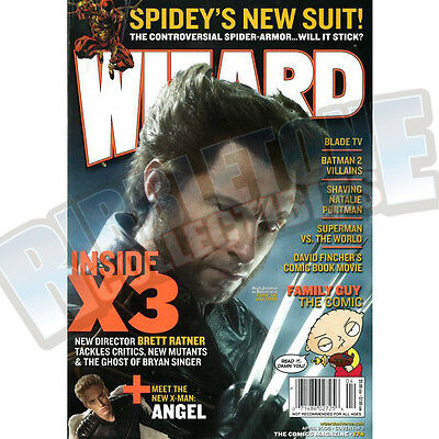 Wizard The Comic Magazine #174 Vf