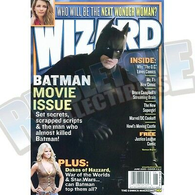 Wizard The Comic Magazine #164 Vf