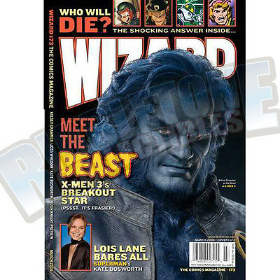 Wizard The Comic Magazine #173 Vf