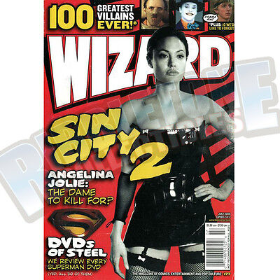 Wizard The Comic Magazine #177 Vf