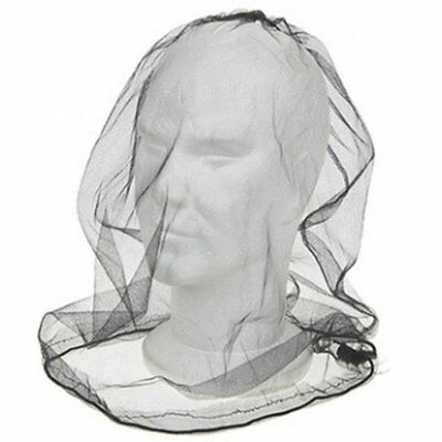 New Mosquito Mosi Insect Midge Net Bug Mesh Head Face Protector Travel Camping