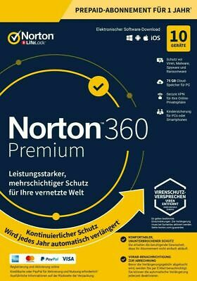 Norton  Security Antivirus 2018 / 2019 PC/Mac/Android / KEY