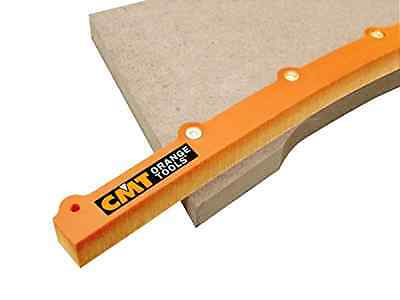 CMT TMP-1200 Flexible Template for Curved and Arched Routing, 15/32 X New .