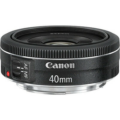 Canon EF 40mm f/2.8 STM Lens BRAND NEW!!!