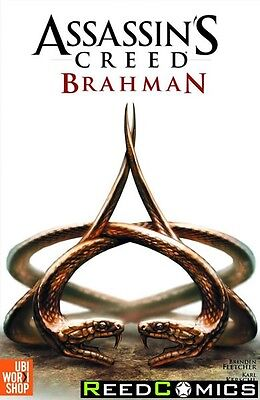 ASSASSINS CREED BRAHMAN GRAPHIC NOVEL New Paperback by UDON Publishing