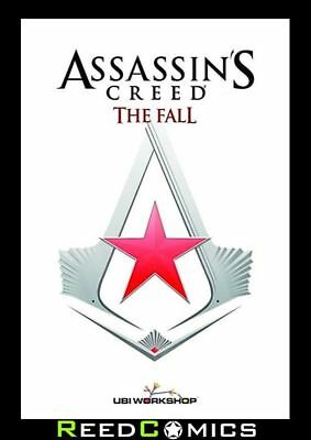 ASSASSINS CREED THE FALL GRAPHIC NOVEL New Paperback Collects 1,2,3 + Epilogue