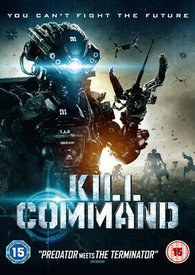 Kill Command DVD (2016) Thure Lindhardt ***NEW***