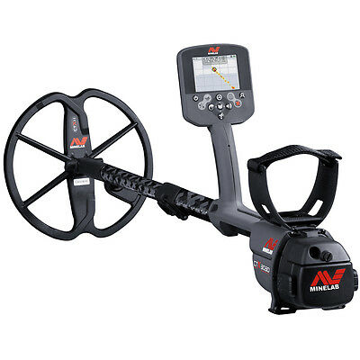 "NEW Minelab CTX3030 Underwater Metal Detector + FREE 17"" Coil worth £299"