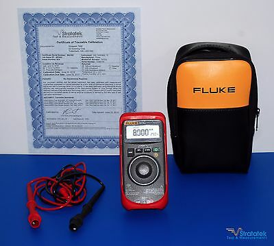 Fluke 707ex Intrinsically Safe IS mA Loop  Calibrator, NIST Calibrated +Warranty