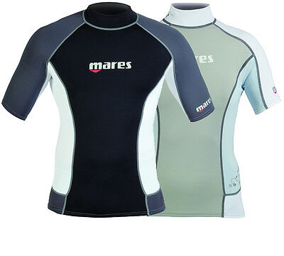 Mares Short Sleeve Trilastic