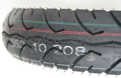 Tubeless Tire 3.50-10 for GAS SCOOTER TPGS-804, 805 50CC  PART12M012