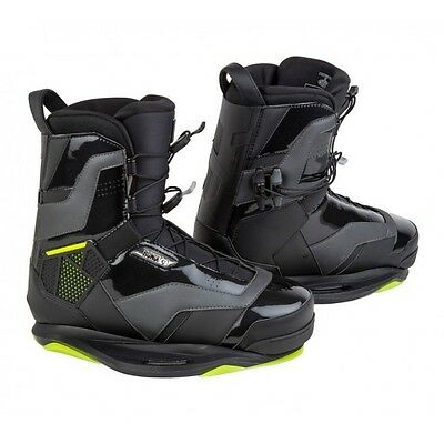 Ronix Code 55 Wake Boots – Color: Black– Size: 9 – New!!!