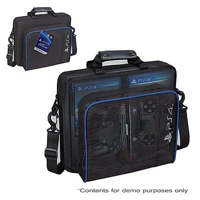 New Official PlayStation 4 (PS4) Carrying Case/Bag