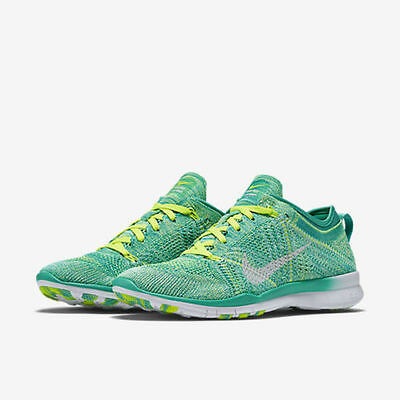 """718785-400 New Wmns Nike Free Tr Flyknit """"free-3Day-Shipping"""""""