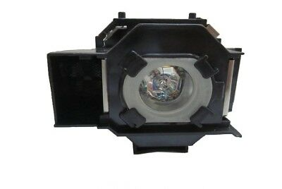 OEM Equivalent Bulb with Housing for EPSON EMP-82 Projector
